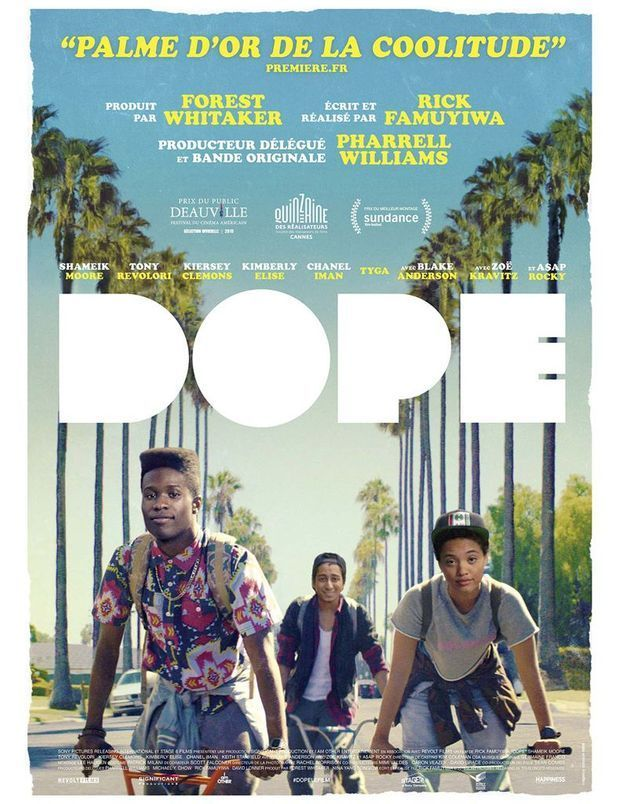« Dope » : un film irrésistiblement cool et intelligent !