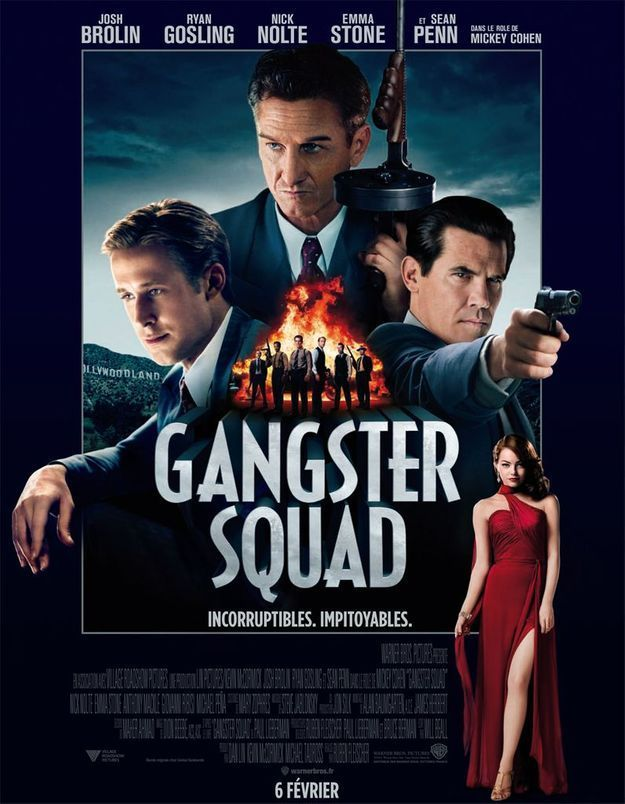 « Gangster Squad » : un bon film « pop-corn »