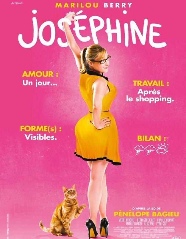 « Joséphine » : la première comédie romantique de Marilou Berry