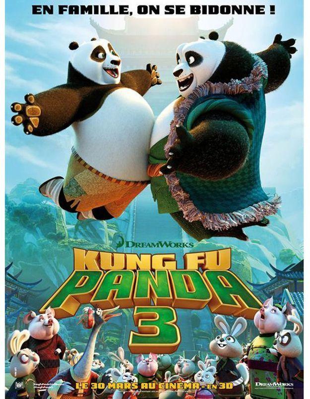 « Kung Fu Panda 3 » : on y va pour retrouver son rire d'enfant