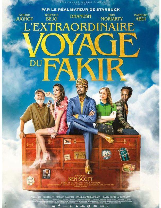 « L'Extraordinaire voyage du Fakir » : le film qui va vous mettre de bonne humeur !