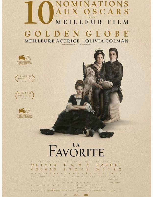 « La Favorite » : « Lolita malgré moi » en costumes