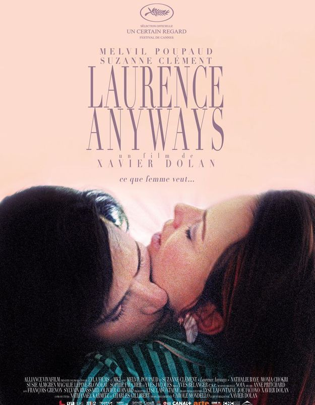 """Laurence Anyways"" : l'émotion Melvil Poupaud"