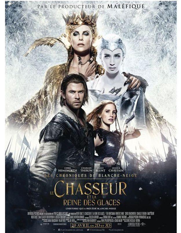 « Le Chasseur et la Reine des glaces » : un ensorcelant ballet d'actrices