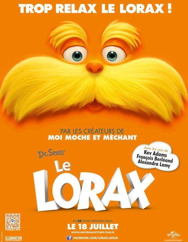« Le Lorax » : un film d'animation écolo et drôlement acidulé !