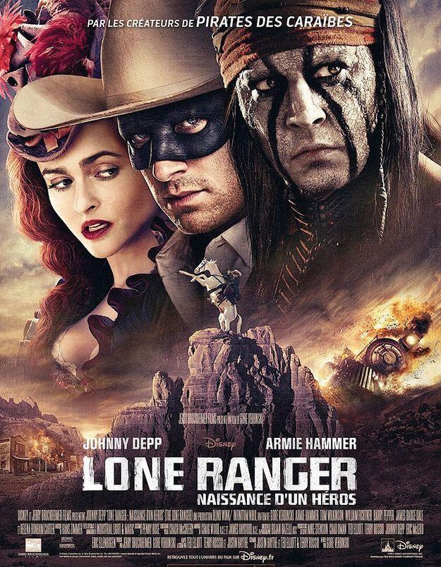 « Lone Ranger » : un western qui déraille