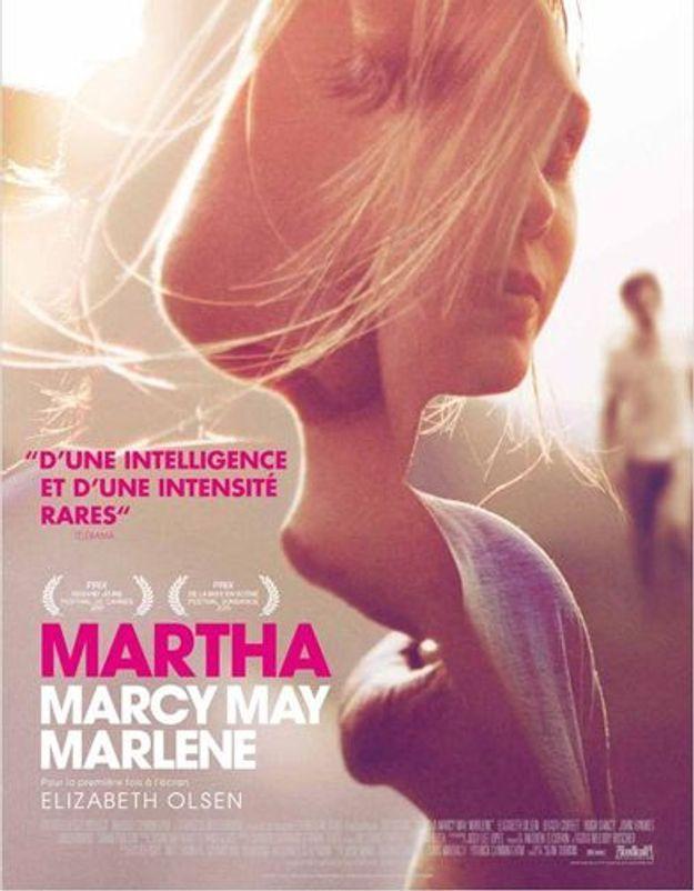 Martha Marcy May Marlene : j'y vais ? j'y vais pas ?