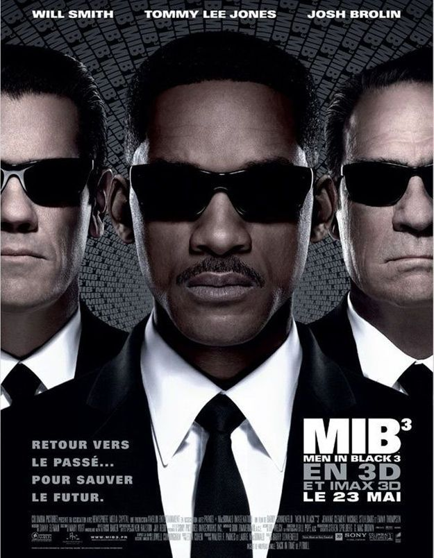 « Men in Black 3 » : j'y vais si je n'ai pas peur de l'overdose «Will Smith»