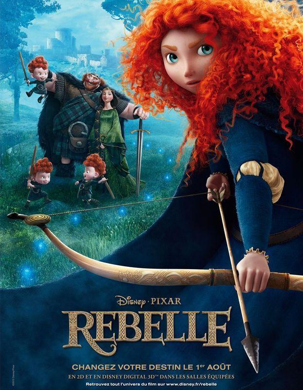 « Rebelle » : un conte de fées moderne et féministe !