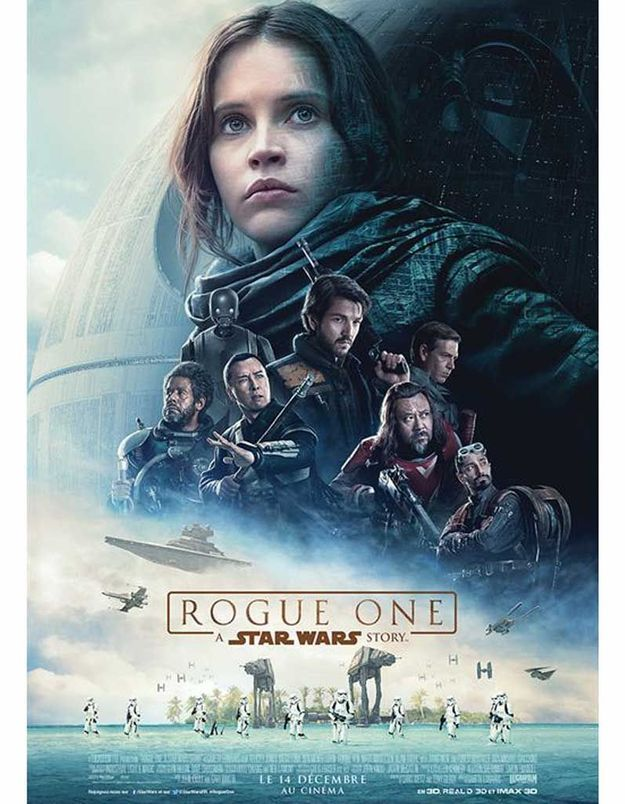 « Rogue One : a Star Wars Story » : ni un chef d'oeuvre, ni un raté