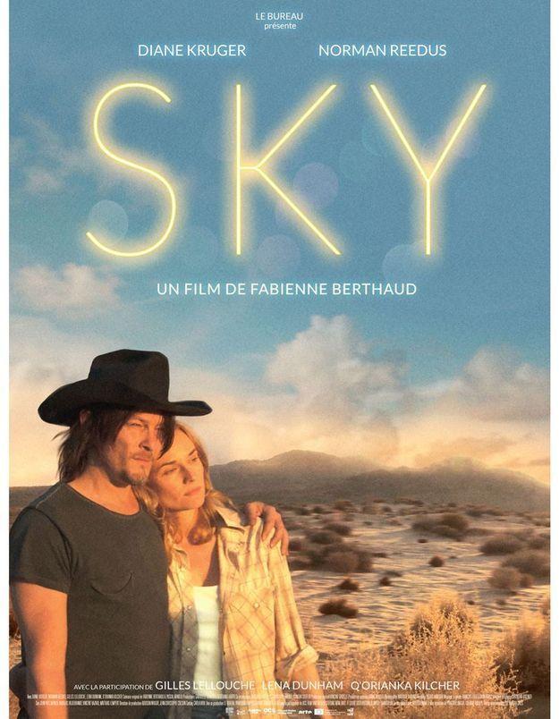 « Sky » : Diane Kruger, belle et triomphante dans le nouveau film de Fabienne Berthaud