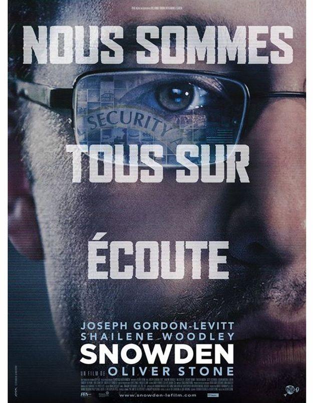 « Snowden » : la remarquable performance de Joseph Gordon-Levitt