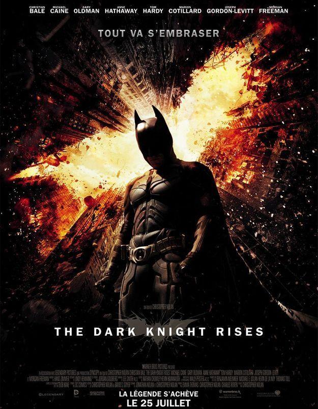 « The Dark Knight Rises » : final magistral