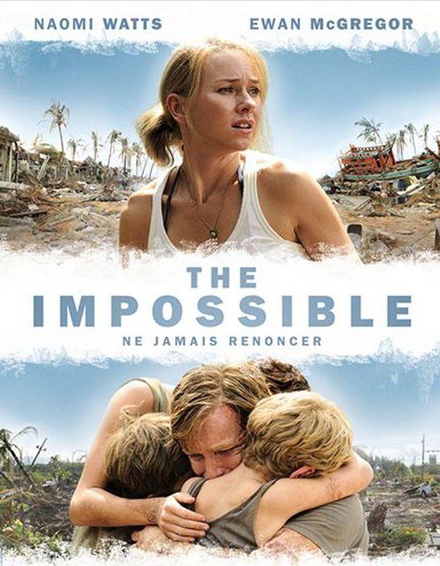 «The Impossible»: l'histoire vraie d'une famille victime du tsunami