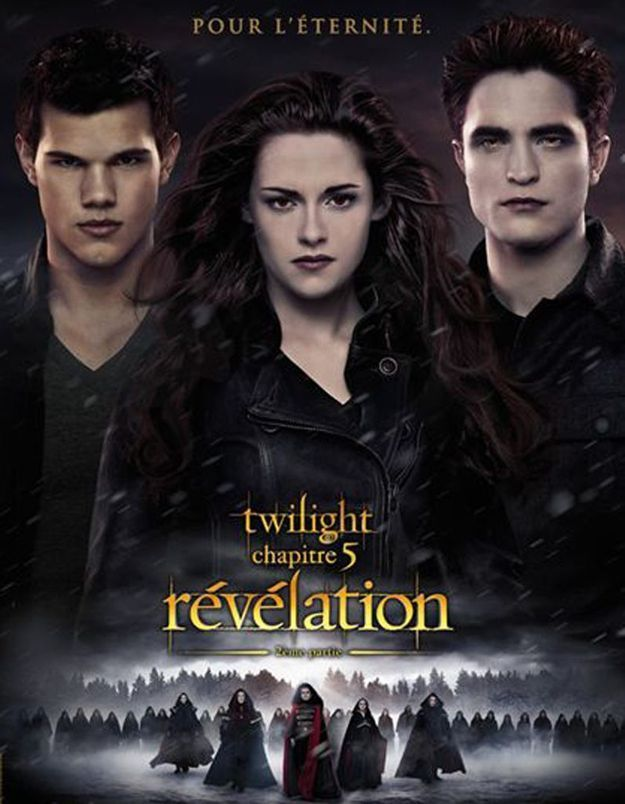 «Twilight 5»: la fin d'une saga en demi-teinte