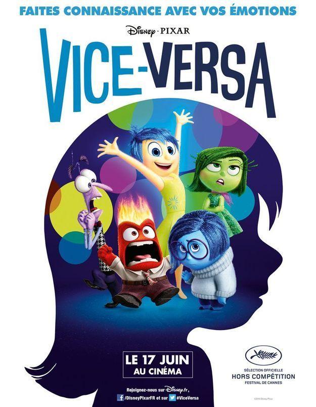 « Vice versa » : 3 raisons de foncer voir le nouveau Pixar !