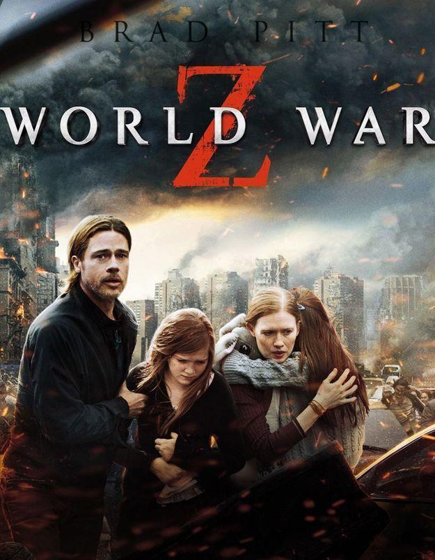 « World War Z » : l'apocalypse selon Brad Pitt
