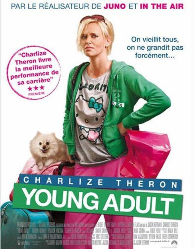 « Young Adult » : j'y vais pour voir Charlize Theron se prendre un râteau !