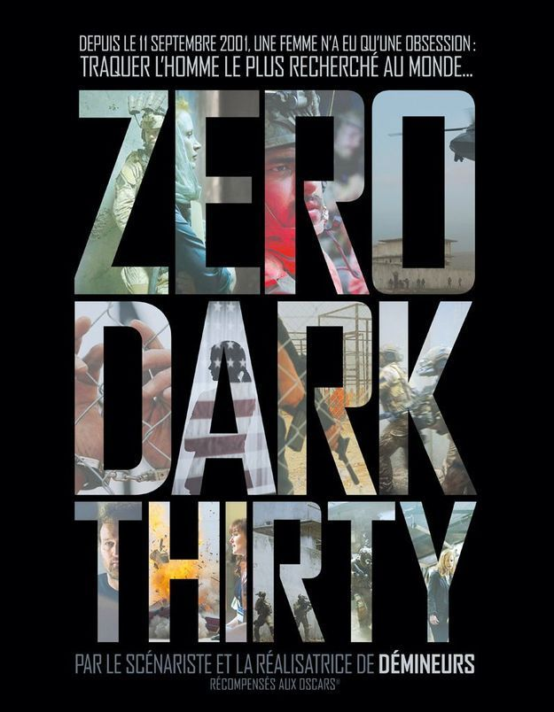 « Zero Dark Thirty » : la femme qui a traqué Ben Laden