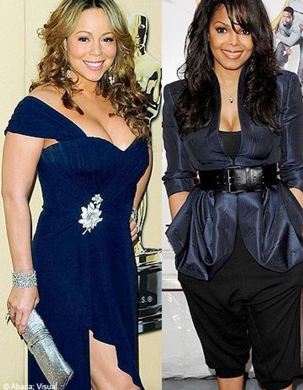 Janet Jackson-Mariah Carey : les deux divas dans un film