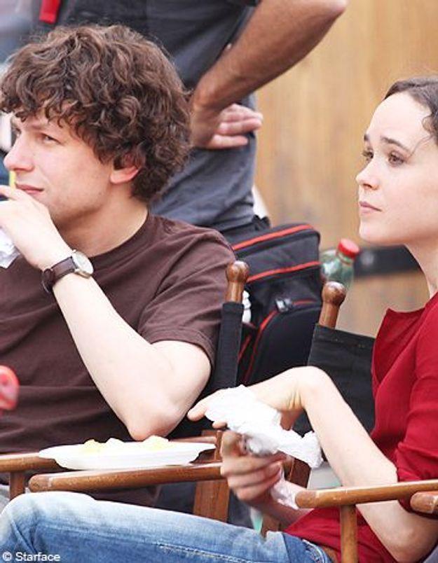Jesse Eisenberg et Ellen Page, stars du prochain Woody Allen