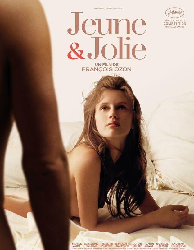 « Jeune et Jolie » : Et François Ozon créa… Marine Vacth
