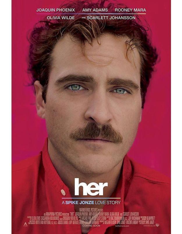 Joaquin Phoenix sous le charme de Scarlett Johansson