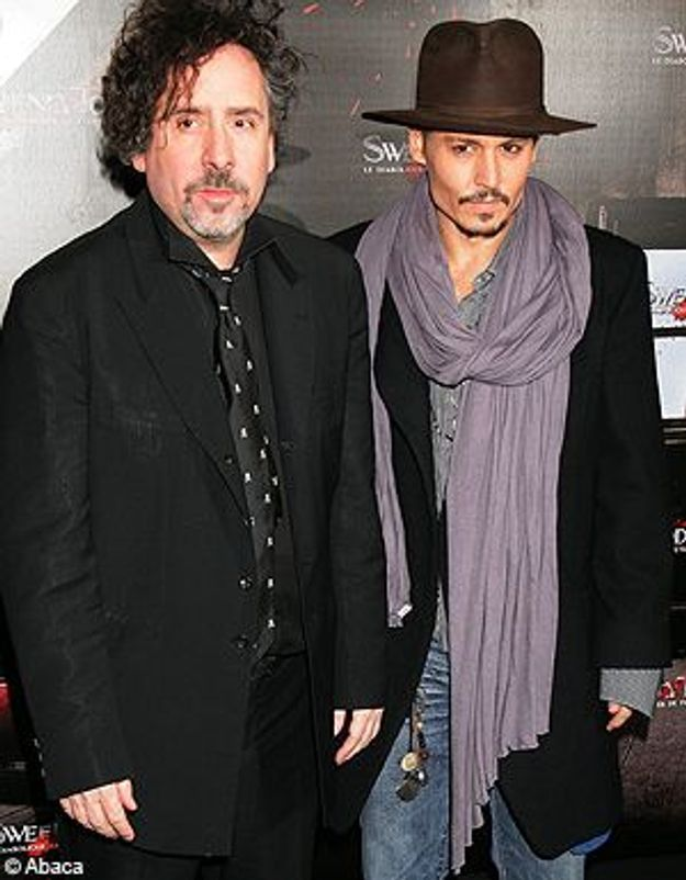 Johnny Deep copie Robert Pattinson !