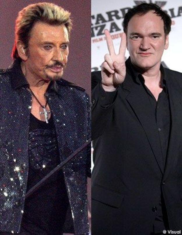 Johnny Hallyday dans le prochain Tarantino ?