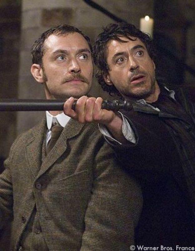 Jude Law et Robert Downey Jr. vont tourner à Paris !