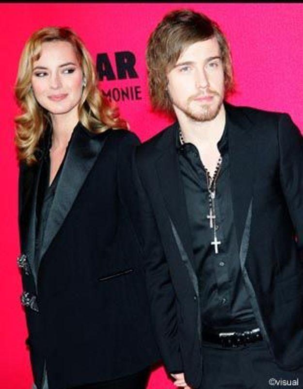 Julien Doré et Louise Bourgoin ensemble au cinéma