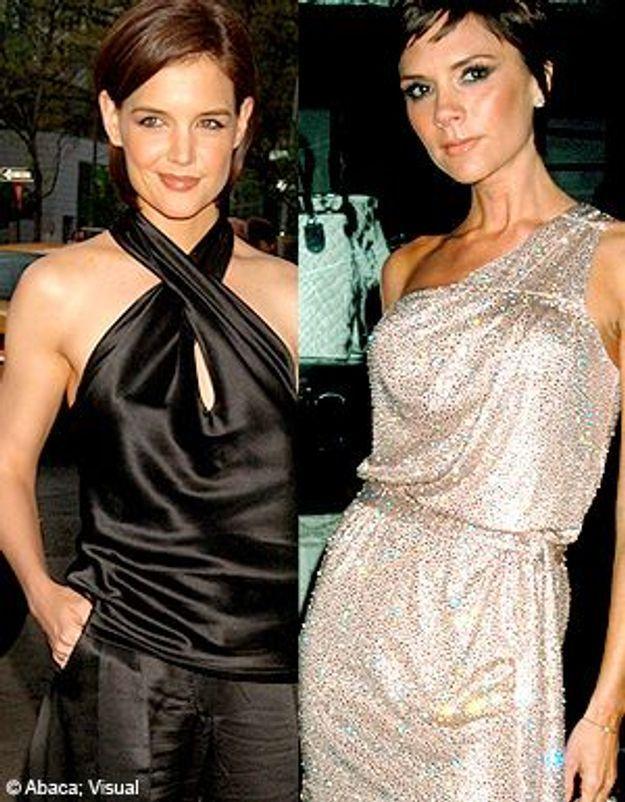 Katie Holmes et Victoria Beckham, dans Sex & the City 2 ?