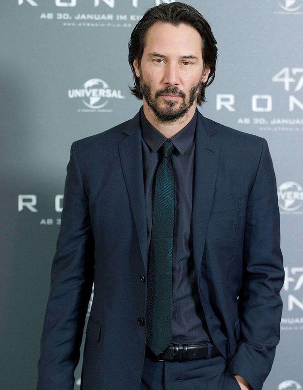 Keanu Reeves : son grand retour au cinéma !