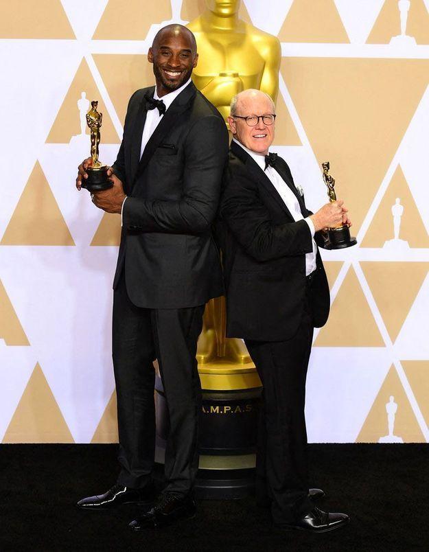 Kobe Bryant : son court-métrage oscarisé disponible gratuitement en ligne