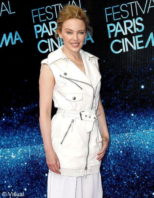 Kylie Minogue dans « Holy Motors » : elle a tourné gratuitement !