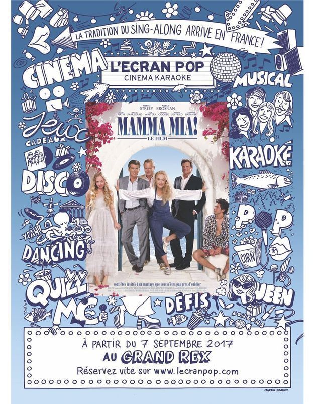 L'Ecran Pop : et si on chantait au cinéma ?
