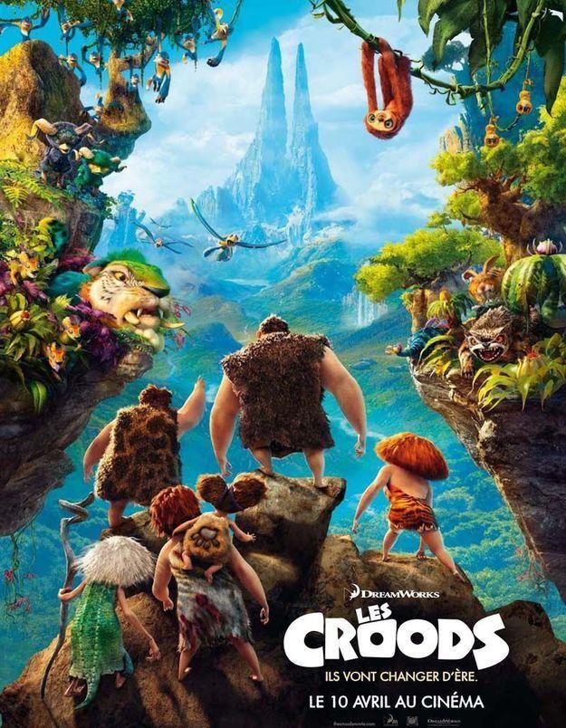 La bande-annonce des « Croods » enfin dévoilée !