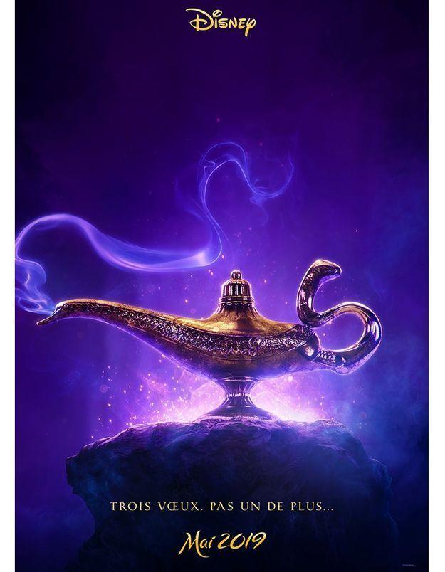 La première bande-annonce du nouveau « Aladdin » est sortie (ouf, Kev Adams n'y apparait pas)