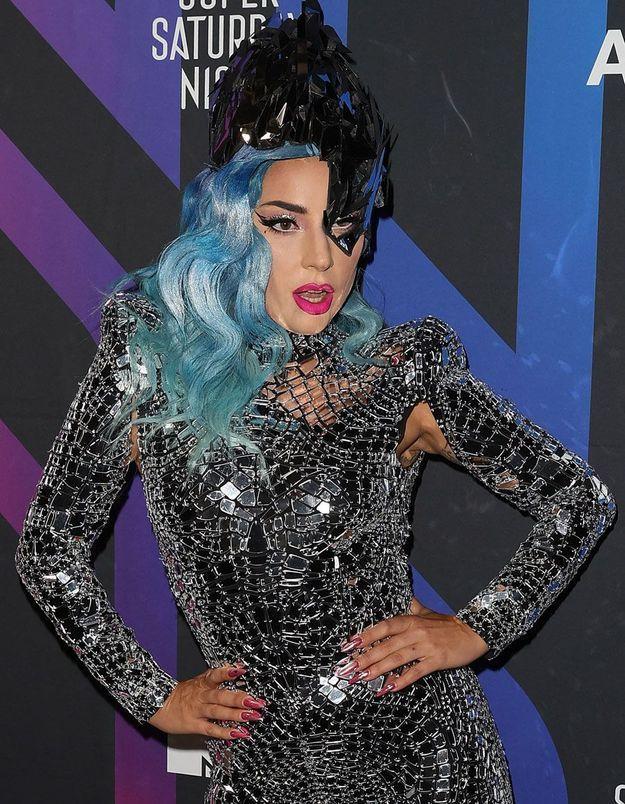 Lady Gaga en lice pour devenir une héroïne Marvel