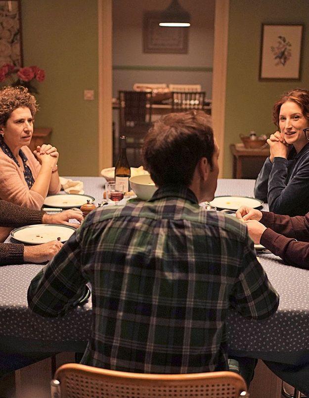 « Le discours », dîner de famille réjouissant
