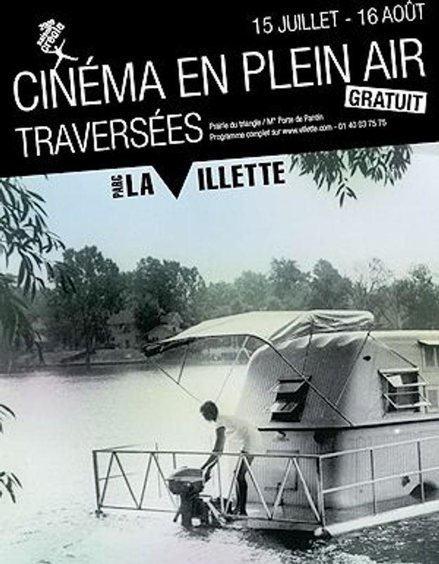 Le Festival de cinéma en plein air s'installe à la Villette