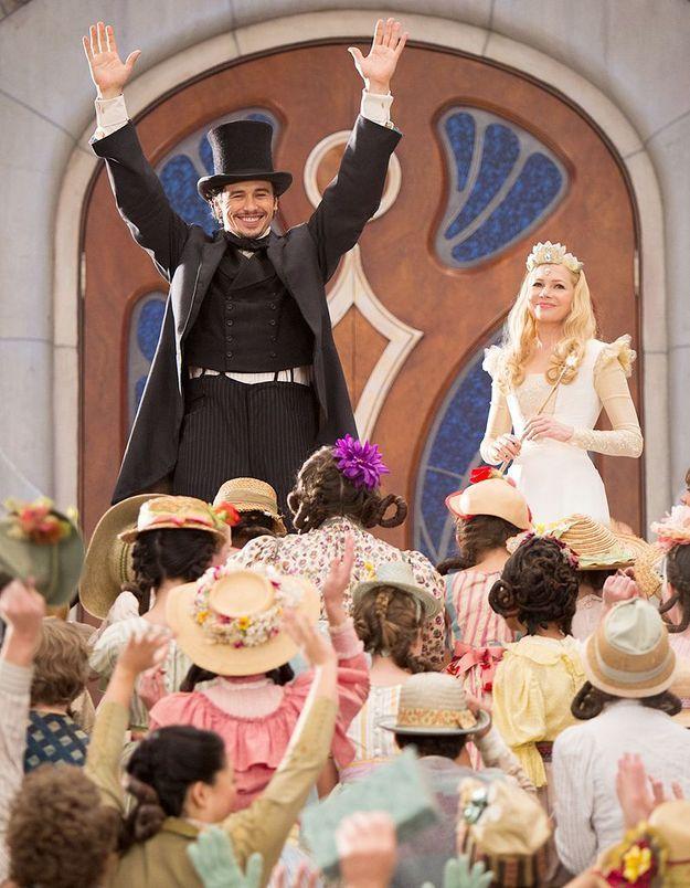 « Le Monde fantastique d'Oz », premier carton ciné de 2013