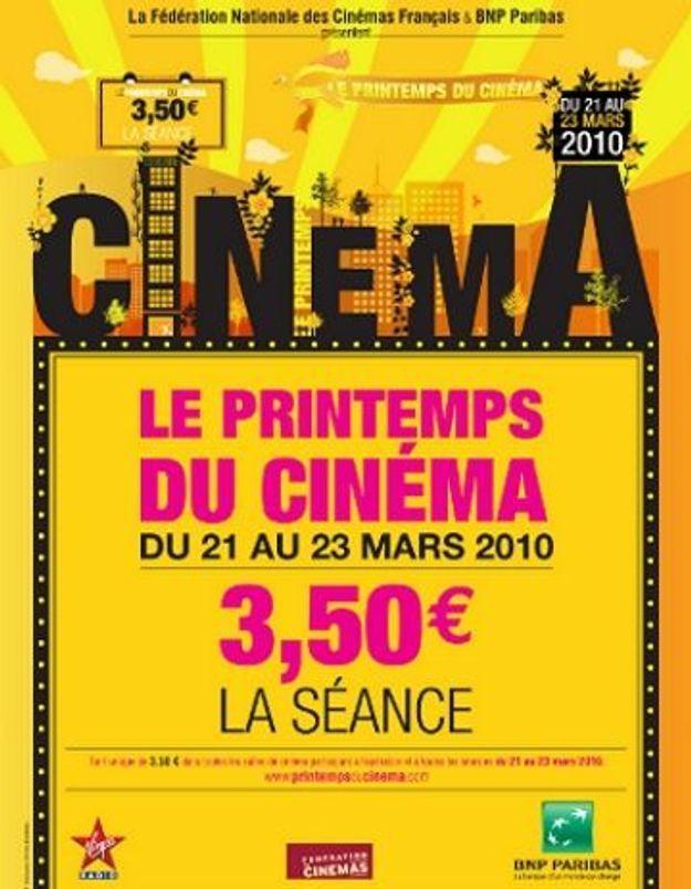 Le Printemps du Cinéma, ça commence demain !