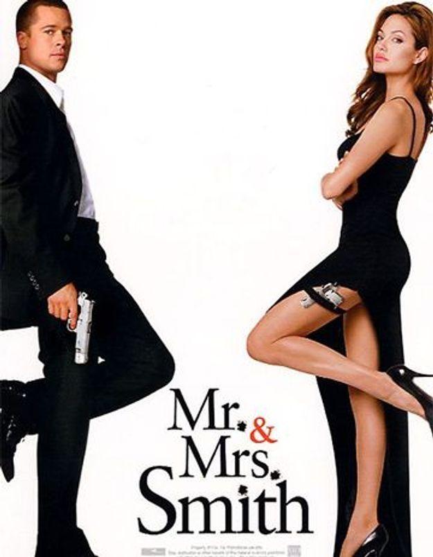 Le retour de « Mr & Mrs Smith » sans Brangelina