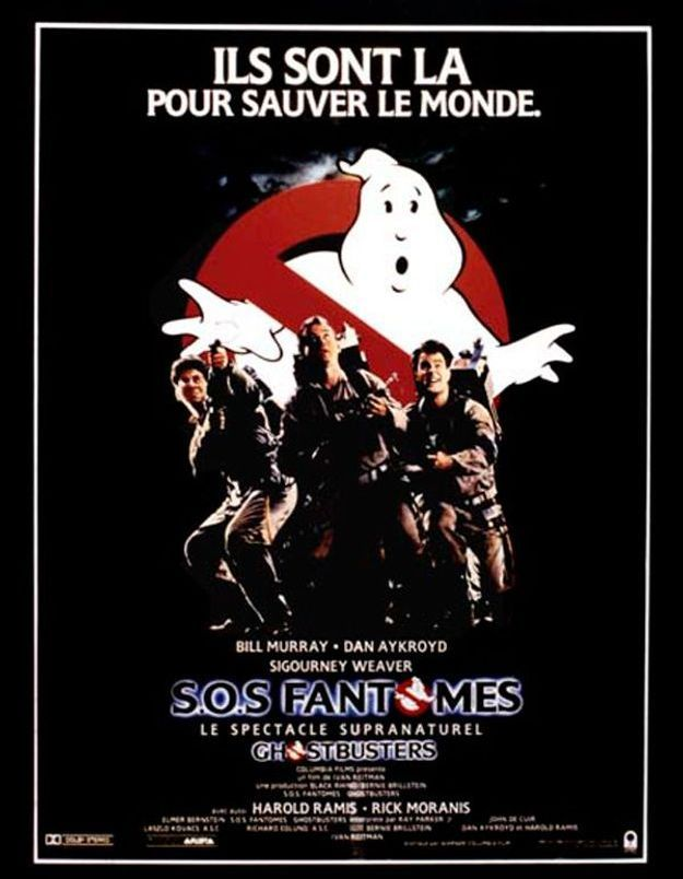 Ghostbuster (1984)