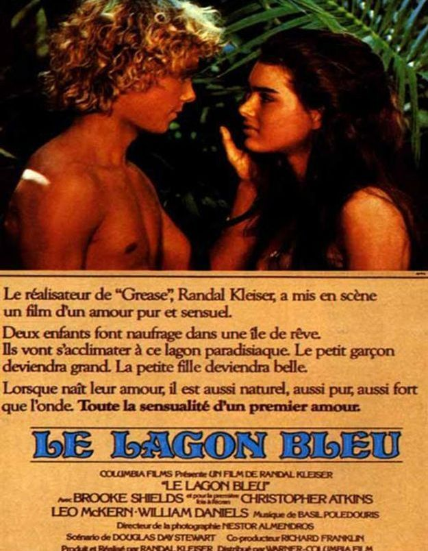 Le Lagon bleu (1981)