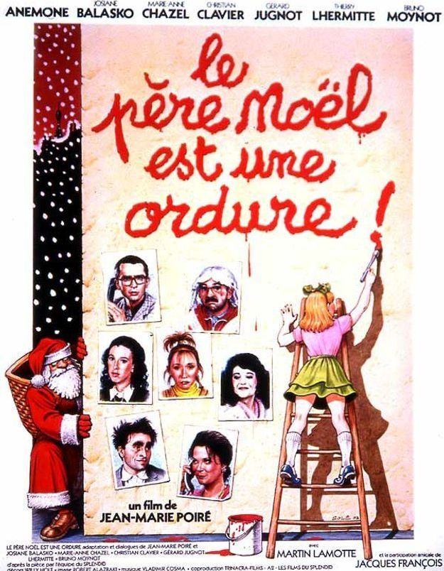 Le père Noël est une ordure (1983)