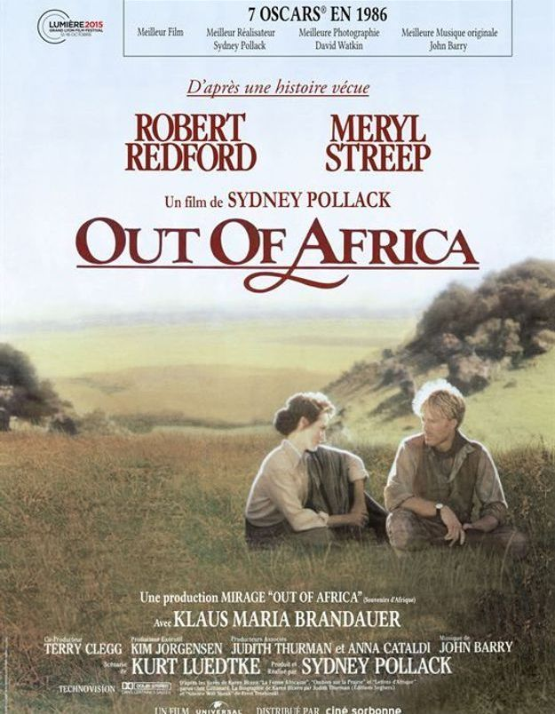 Out of Africa (1986)