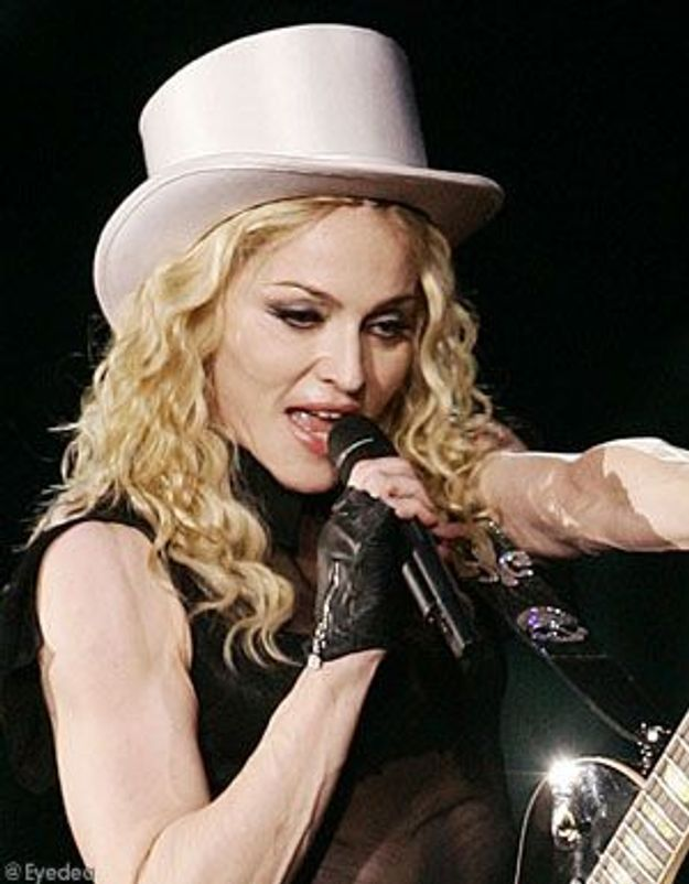 Madonna dans le prochain Twilight ?