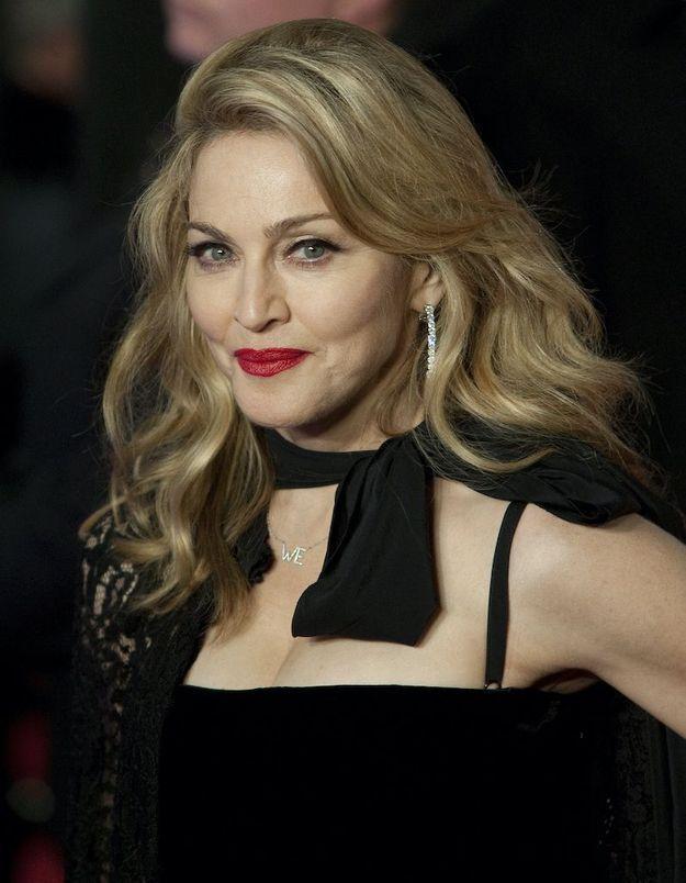 Madonna va réaliser un film sur sa vie